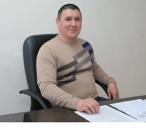 ФАРИД АХМЕТЗЯНОВ, генеральный директор ООО «Первое КМУ», заслуженный строитель РТ
