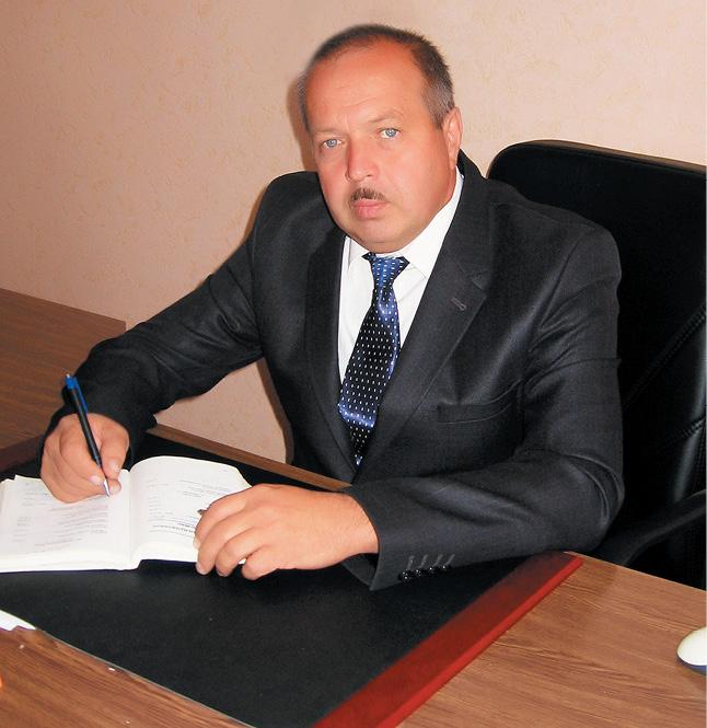 Валерий Тимиряев, директор МУП «Многоотраслевое производственное предприятие благоустройства и озеленения города Азнакаево»