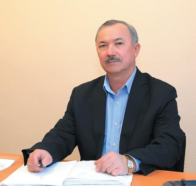 Наиль Ильясов, директор СК «Гарант»
