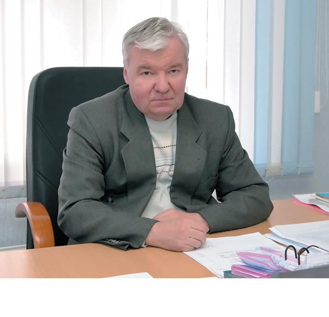 Владимир Паранин,  директор ООО УК «Домуправ-3»