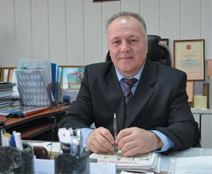 Ильфат Хазиев, генеральный директор   ЗАО «Стройсервис», заслуженный строитель РТ