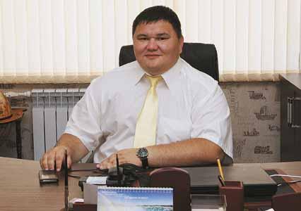 Альберт Гайфутдинов,  директор ООО «Энергосила-НК»