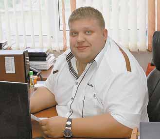 Михаил Лопухов,  заместитель директора  по капитальному строительству