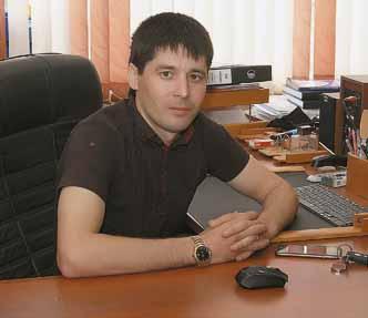 Денис Прокопьев, ведущий инженер ПТО