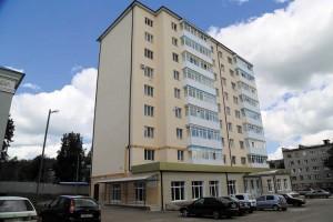 48-квартирный монолитно-каркасный дом введен  в эксплуатацию 17.12.2014 г.