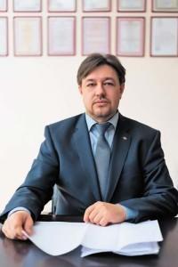 Вячеслав Сасюк, директор  ООО «Параллакс»,  кандидат технических наук