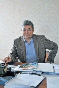 Зиннур Гарифуллин, директор ООО «Арское МСО»