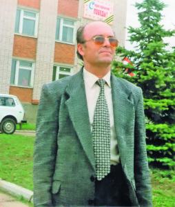 Закиров Рафкат Ибрагимович